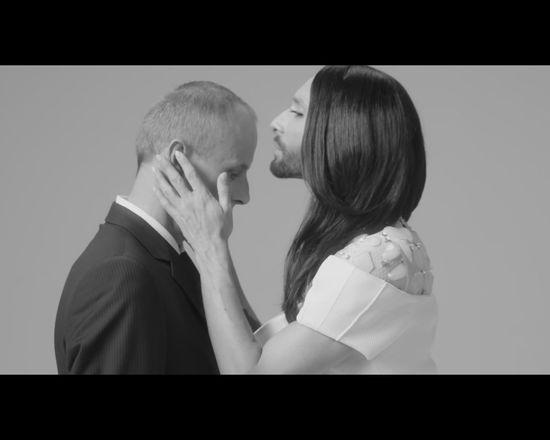 Conchita Wurst nagrała pierwszy po Eurowizji teledysk VIDEO