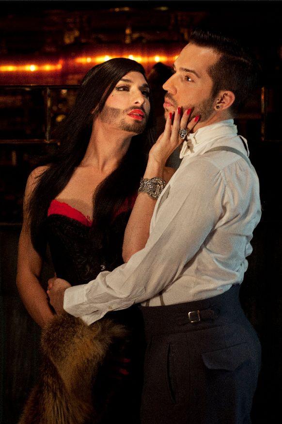 Poznajcie męża Conchity Wurst! (FOTO)