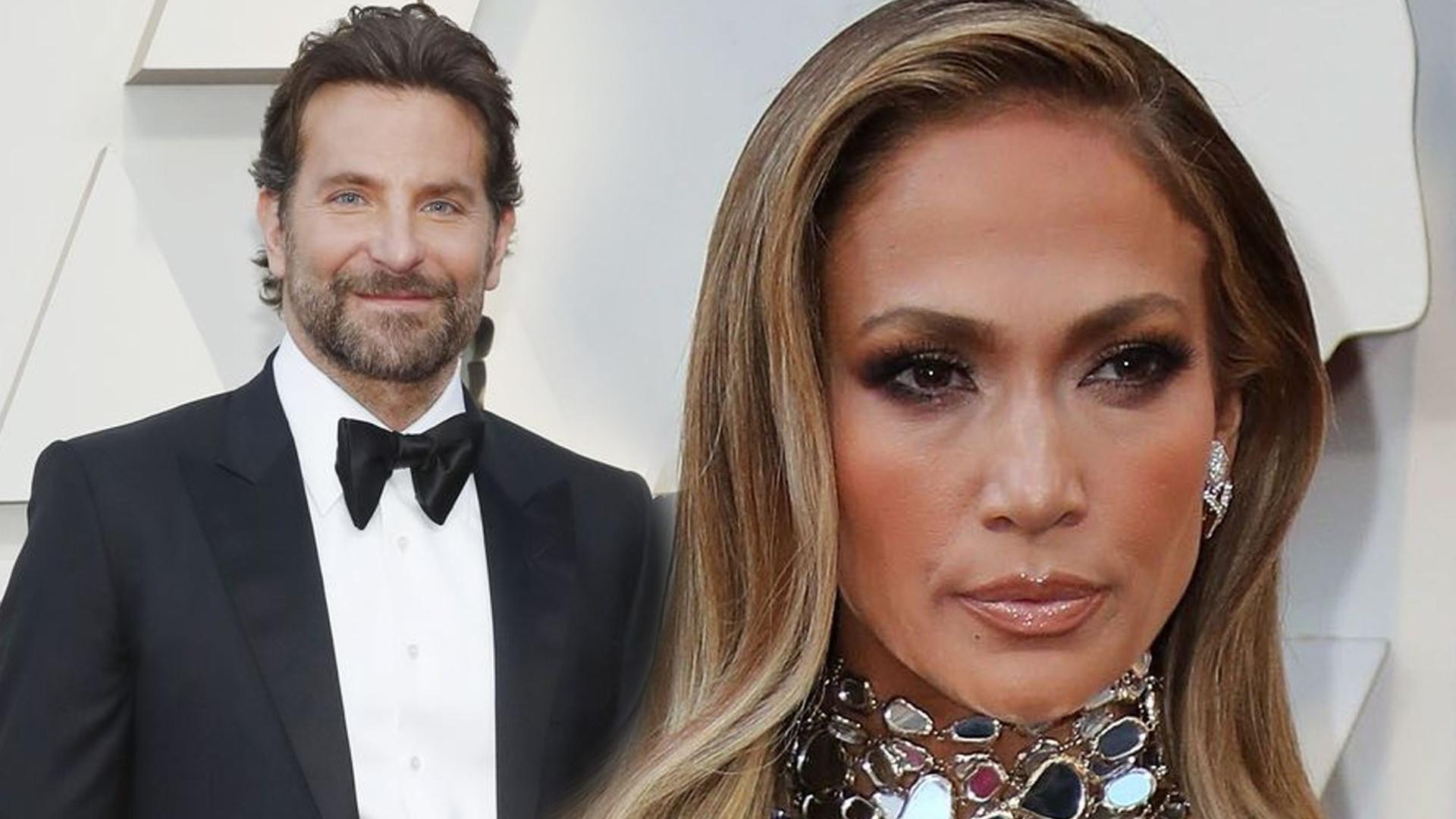 Jennifer Lopez i Bradley Cooper przeprowadzili sekretną rozmowę