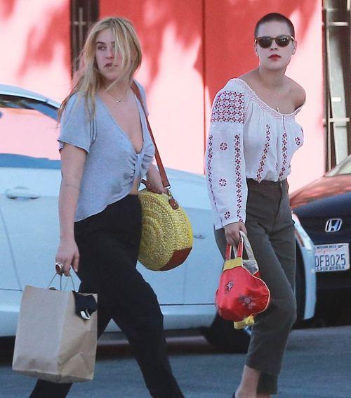 Córki Demi Moore uciekają od hollywoodzkich kanonów (FOTO)