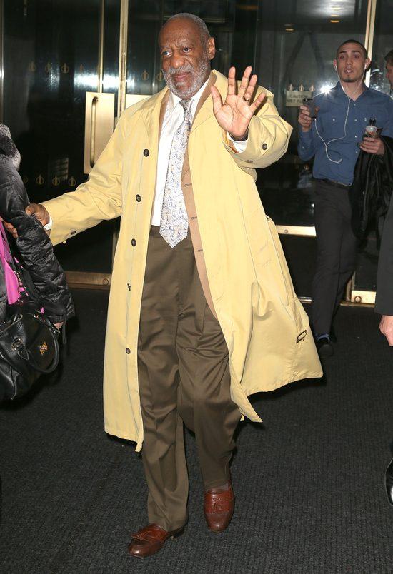 Bill Cosby oskarżony o GWAŁT