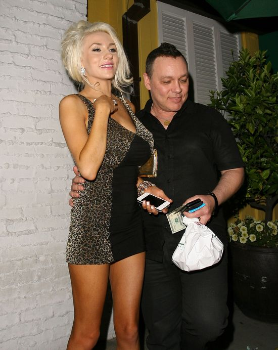 Courtney Stodden i Doug Hutchison s� w separacji!