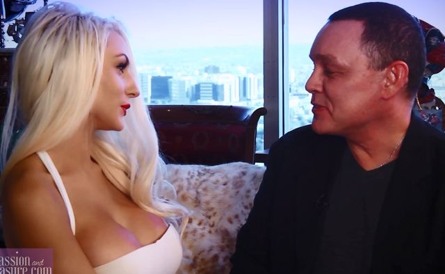 Courtney Stodden uprawia za mało seksu (VIDEO)
