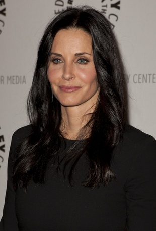 Courtney Cox już polubiła botoks (FOTO)