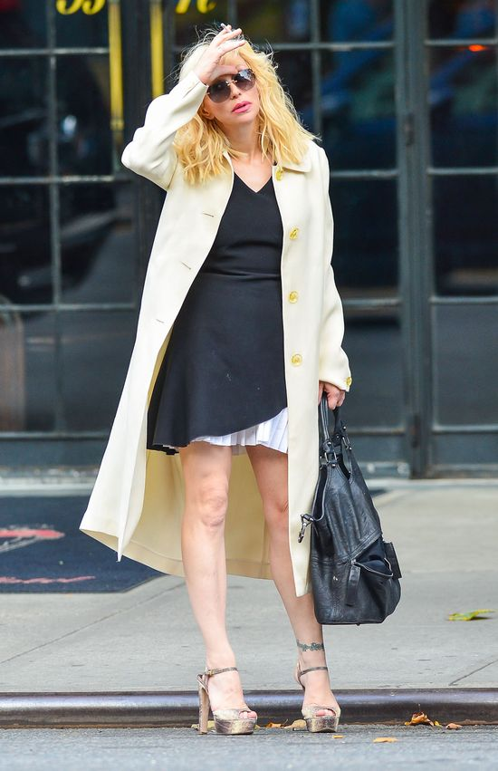 Courtney Love roztrwoniła 27 milionów dolarów Nirvany!