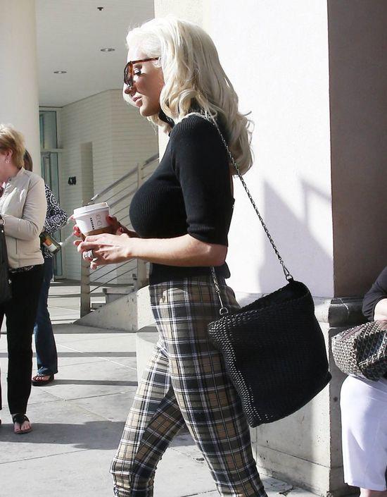 Courtney Stodden, czyli obraz n�dzy i rozpaczy? (FOTO)