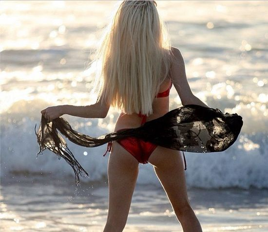 Kto chce zobaczyć Courtney Stodden w bikini? (FOTO)