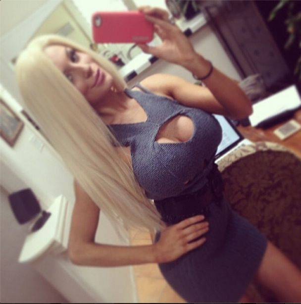 Courtney Stodden kusi na Instagramie (FOTO)
