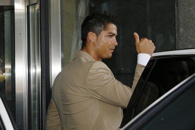 Była dziewczyna Cristiano Ronaldo zdradziła, jak wyglądała pierwsza randka