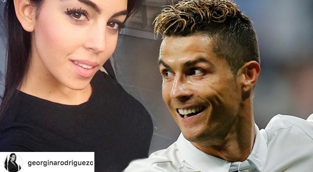 Partnerka Cristiano Ronaldo jest w PIĄTYM miesiącu ciąży?!
