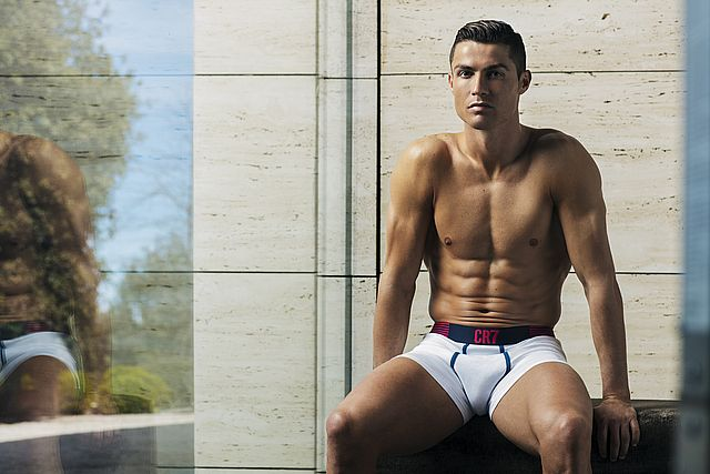 Internet śmieje się z PENISA Cristiano Ronaldo