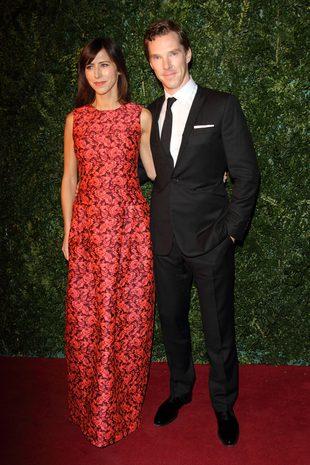 Benedict Cumberbatch zdradził imię synka
