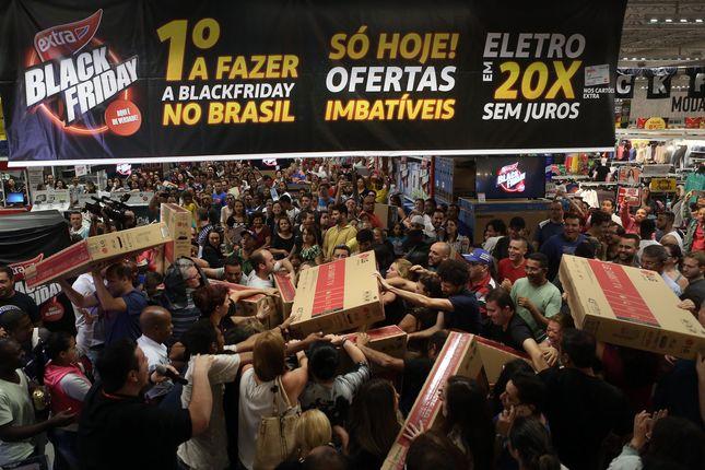 Czarny piątek – jak to wygląda w Brazylii, Japonii i Danii? (FOTO)