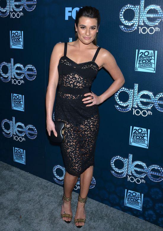 Lea Michele prowokuje? (FOTO)