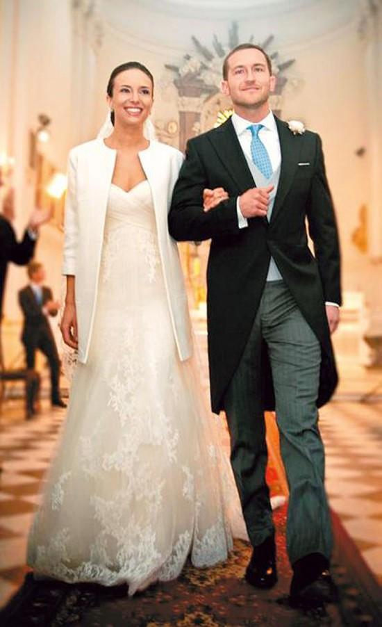 Anna Czartoryska wzięła ślub 1 kwietnia