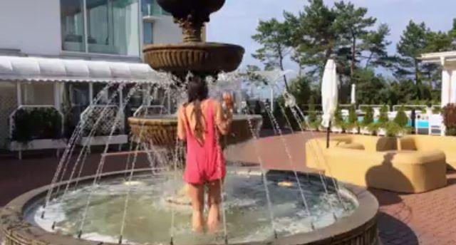 Anna Czartoryska pokazała szczupłą figurę po porodzie VIDEO
