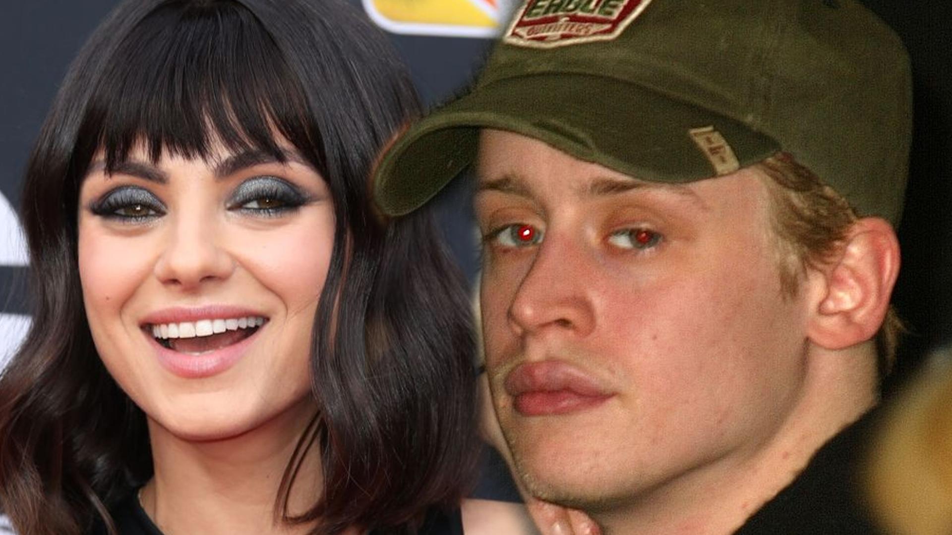 Mila Kunis o związku z Macaulayem Culkinem: to jest poj*ane!
