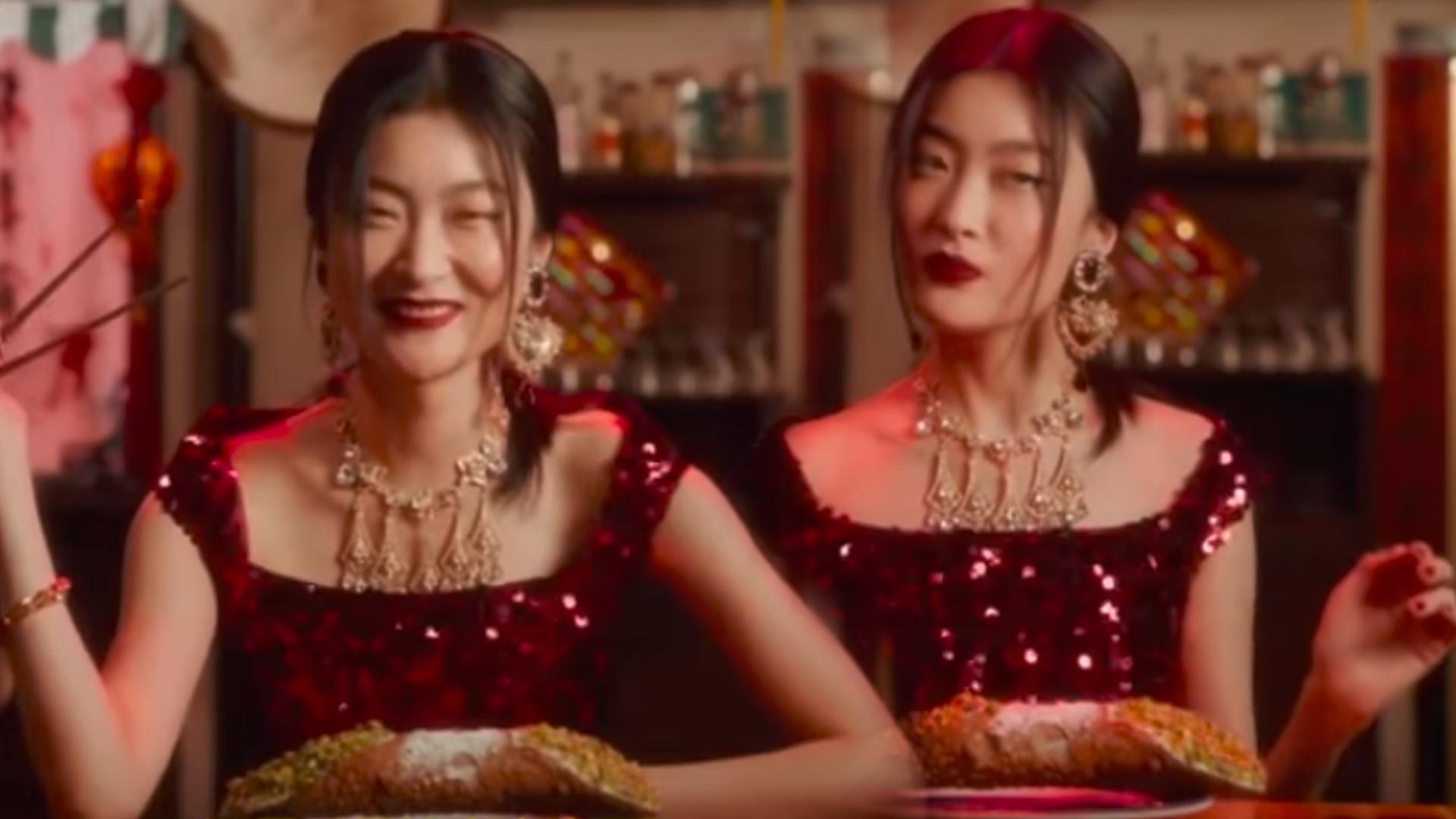 Dolce&Gabbana wycofuje produkty z Chin! Ich reklama oskarżona o RASIZM!