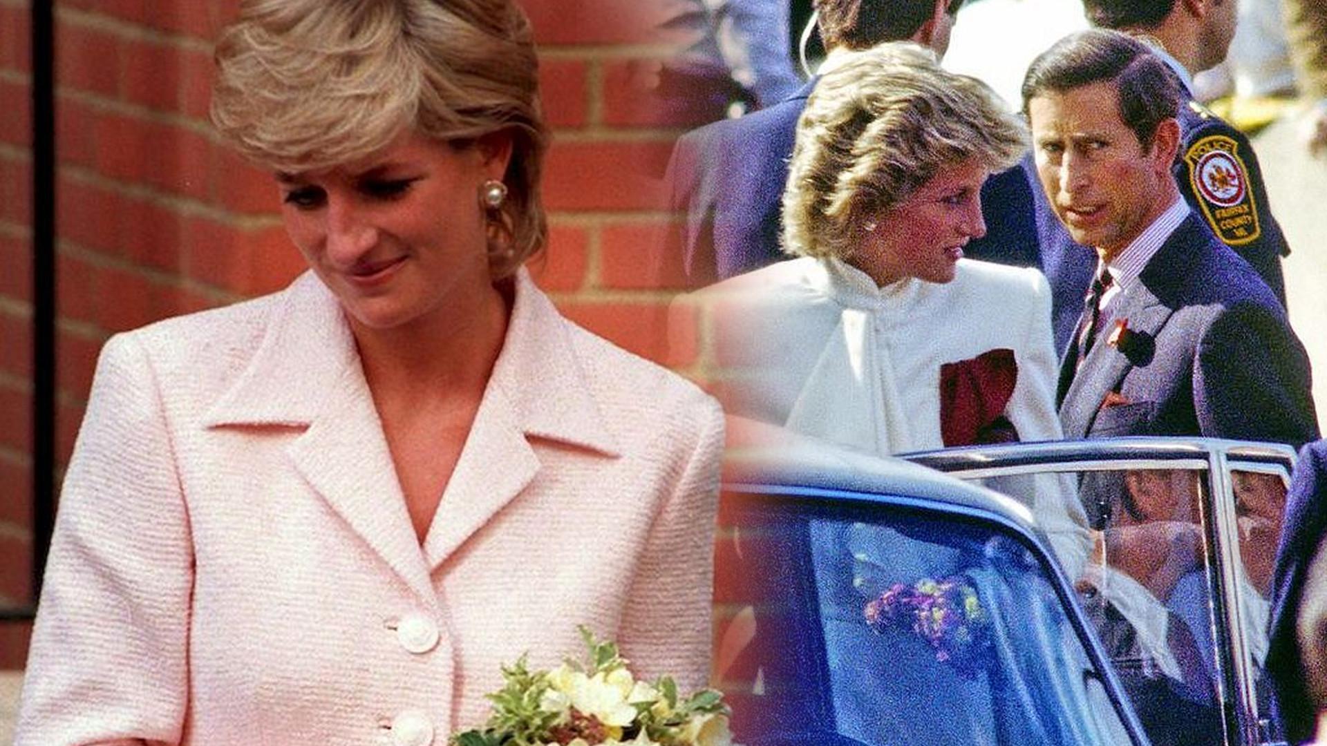 Szok! Książę Karol chciał ODWOŁAĆ ślub z Dianą!