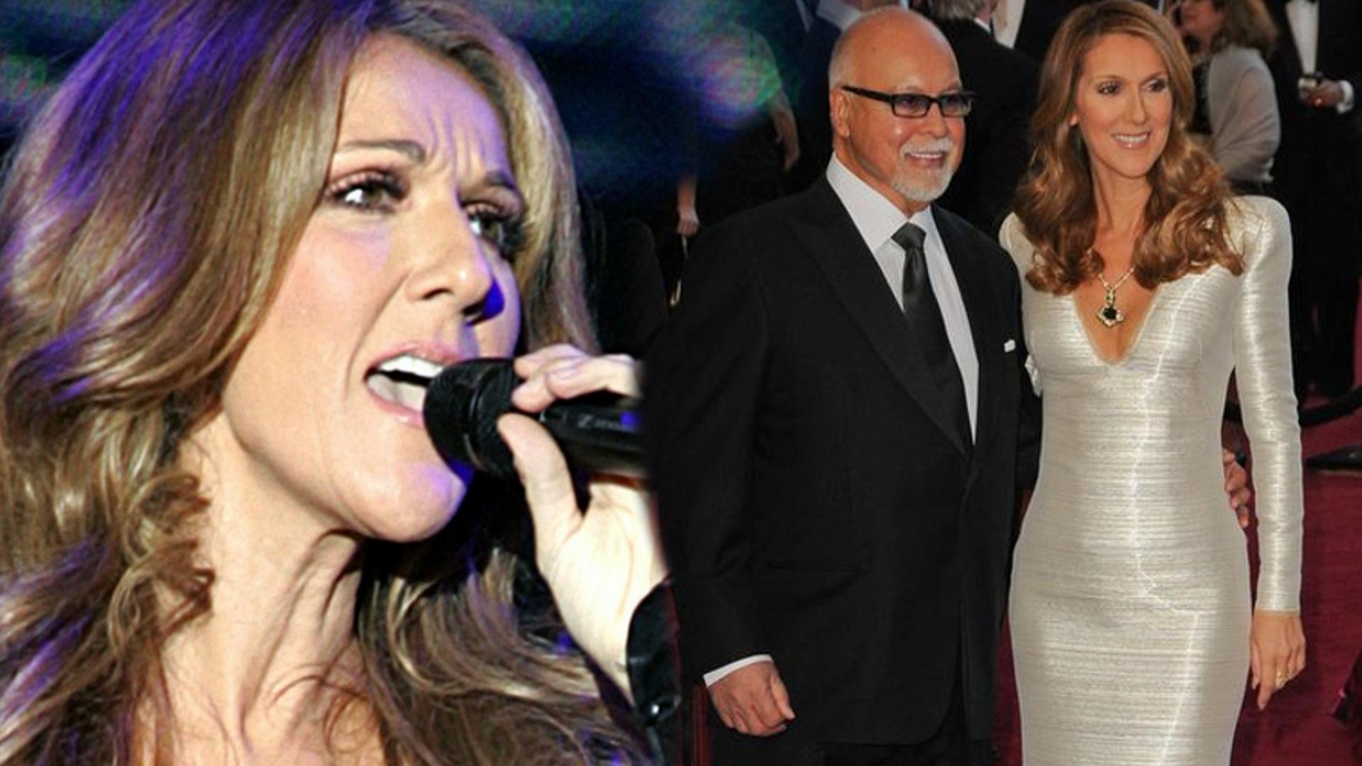 Celine Dion oddała hołd zmarłemu mężowi. Fani poruszeni