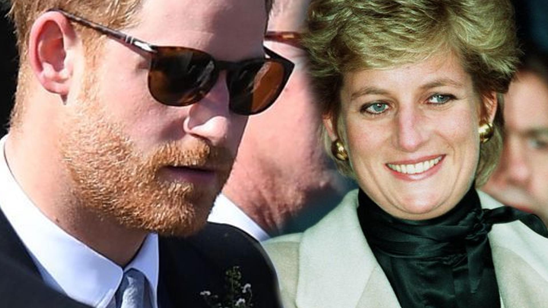 To dlatego księżna Diana FAWORYZOWAŁA Harry'ego