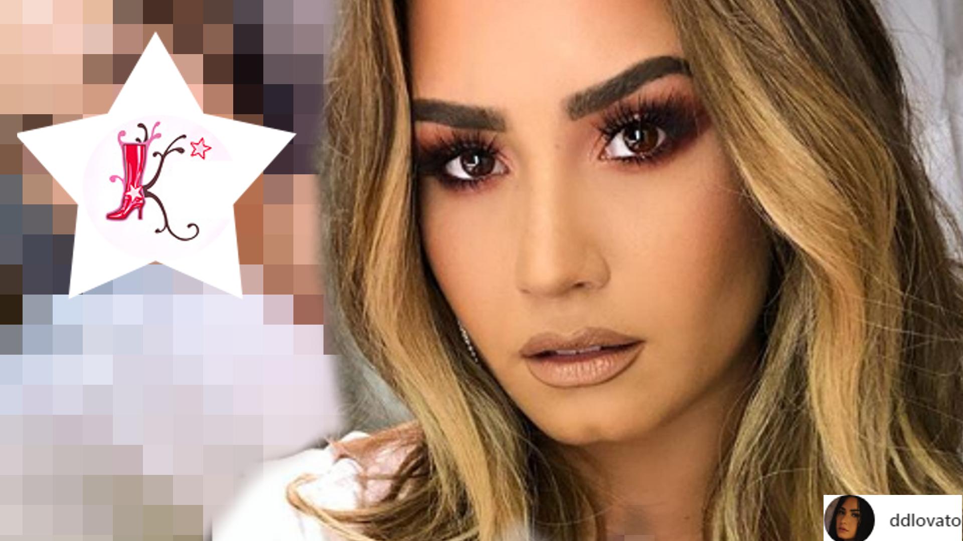 Demi Lovato wróciła na Instagram. Pokazała, jak walczy z uzależnieniem