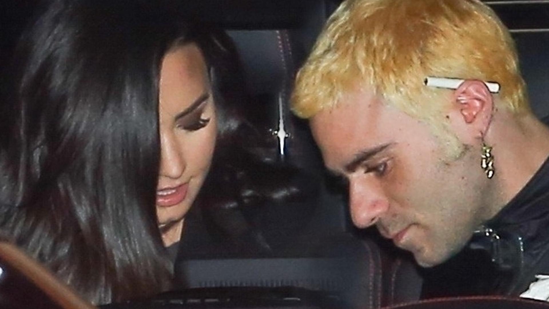 Demi Lovato całuje się z nowym chłopakiem. Dawno nie była w tak dobrej formie