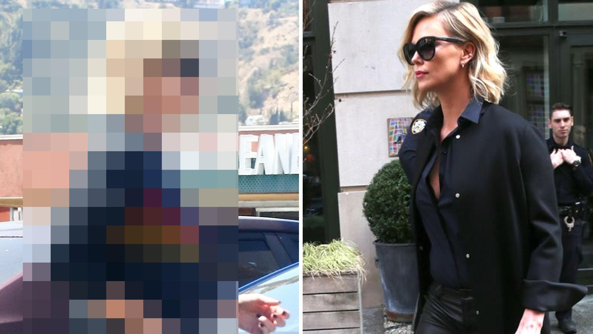 Co się dzieje z Charlize Theron? Te zdjęcia NIE wyglądają dobrze…