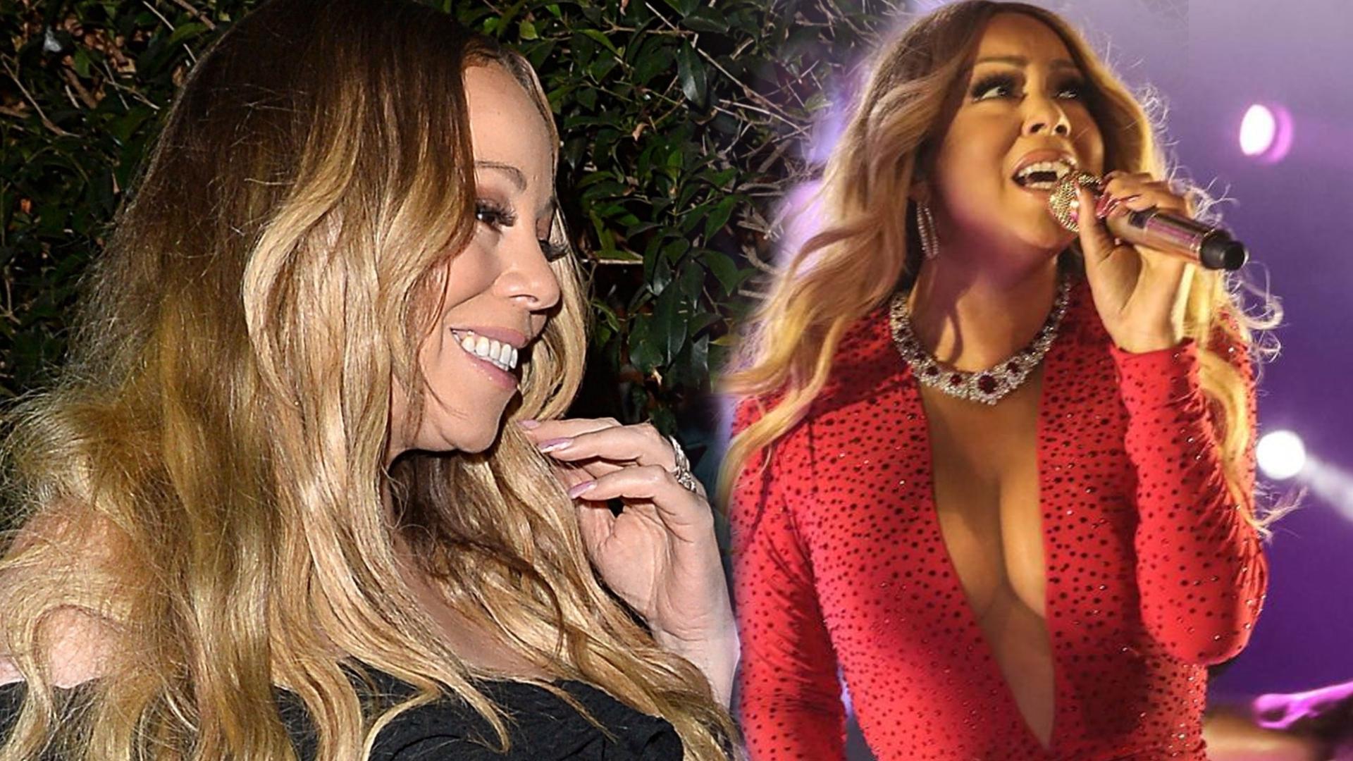 Mariah Carey jeszcze bardziej SCHUDŁA! Tak nie wyglądała już dawno