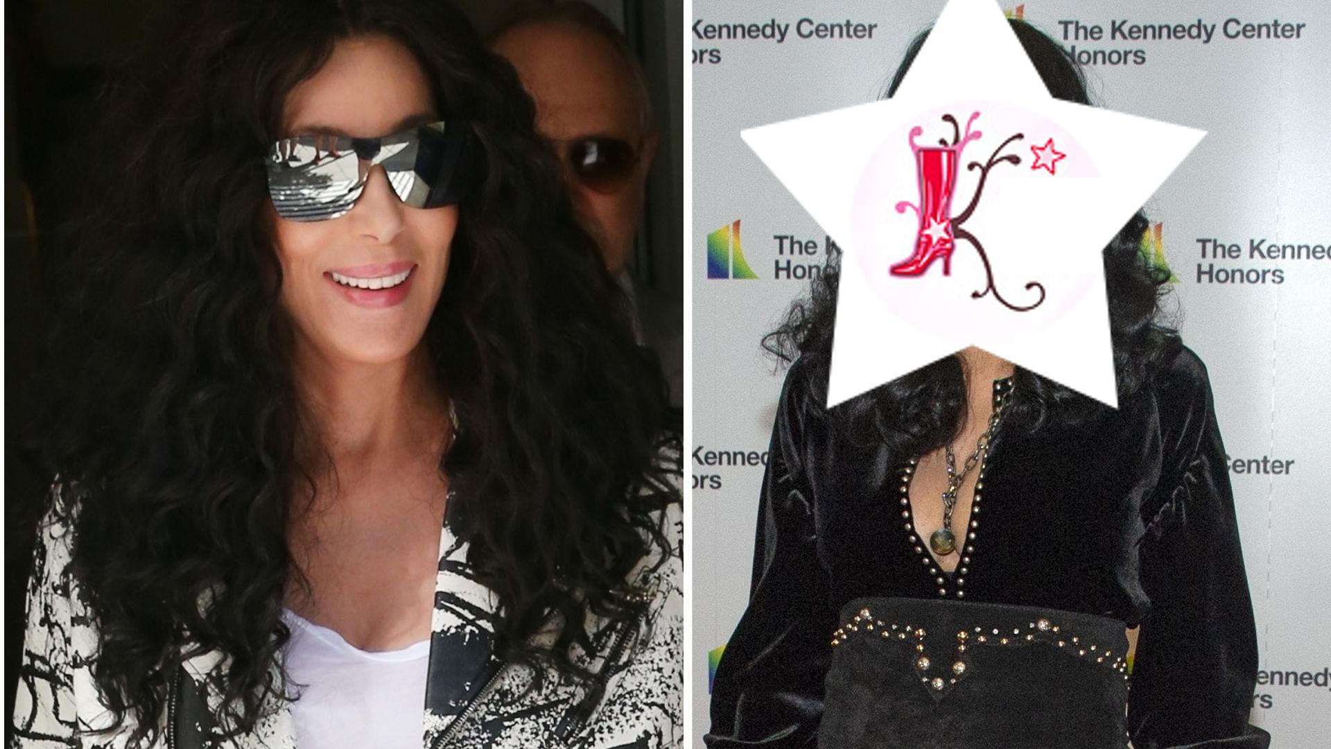 72-letnia Cher bez ANI jednej zmarszczki pozuje w MEGA krótkiej sukience