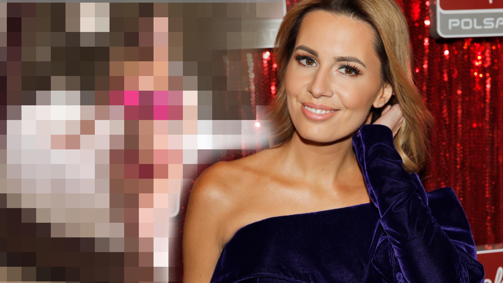 Agnieszka Hyży paraduje w BIKINI: Ciało bogini!