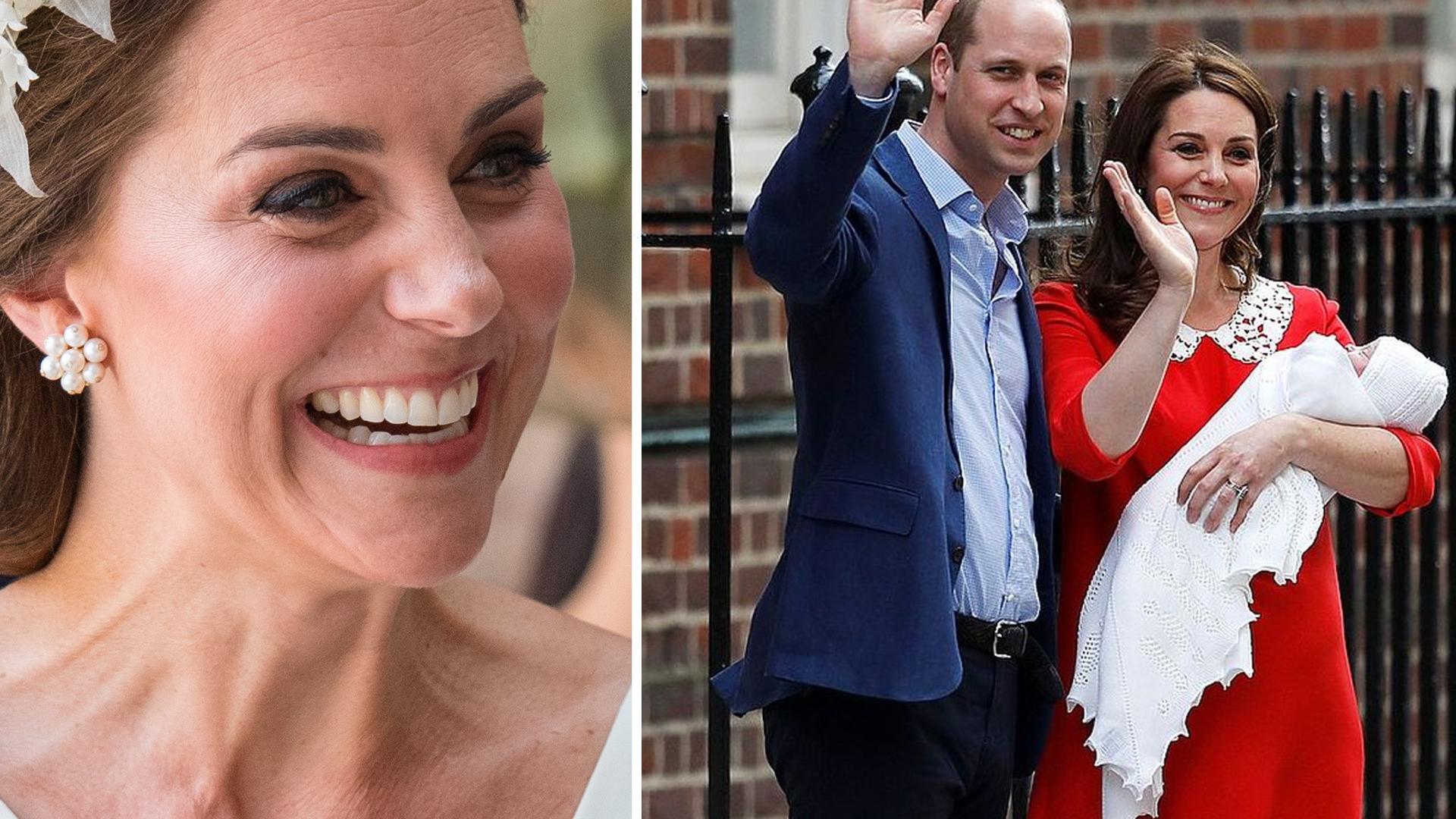 Zdjęcia z chrztu księcia Louisa! Kate Middleton wyglądała NIESAMOWICIE!