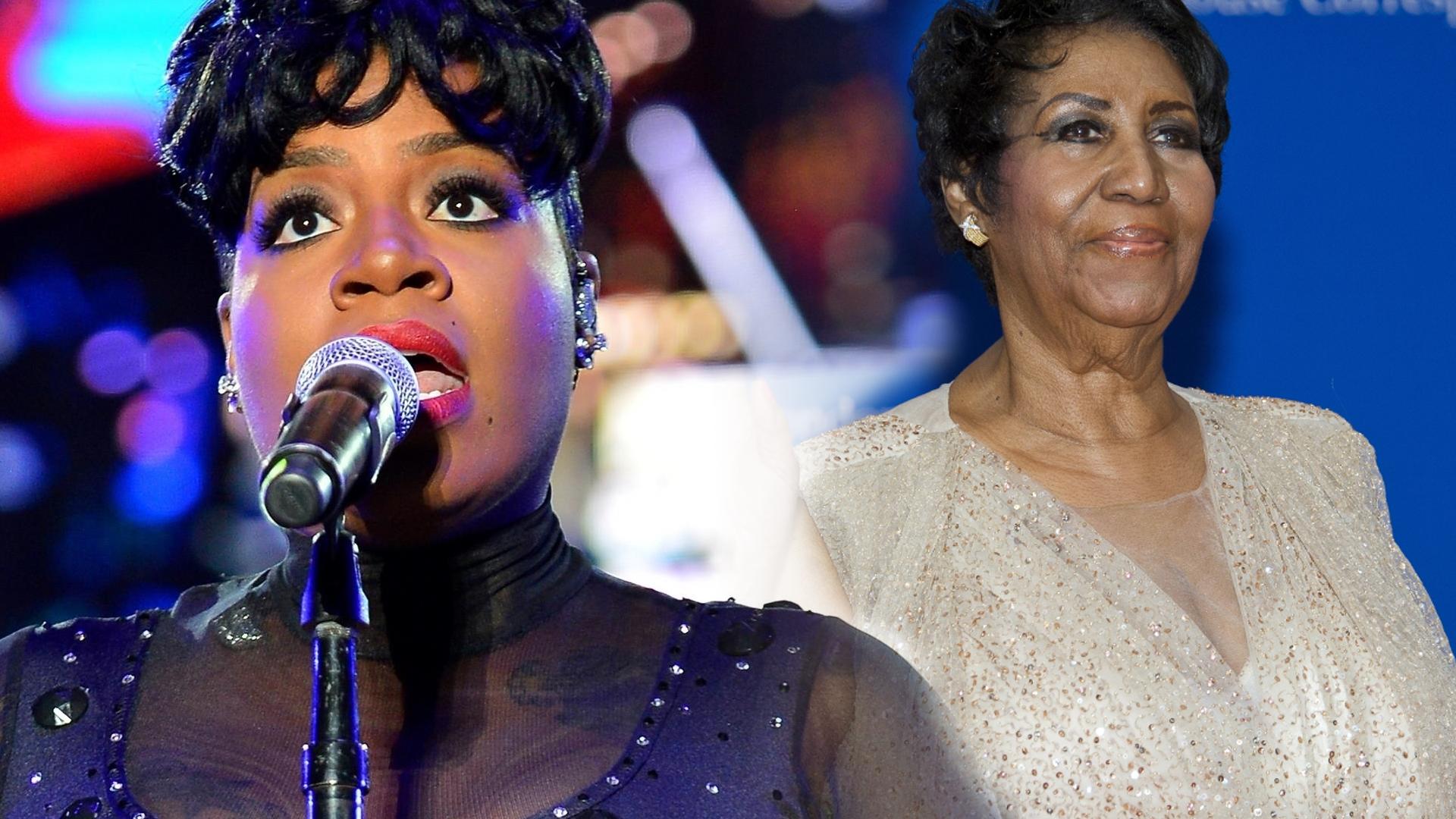 Aretha Franklin PONIŻYŁA Fantasie Barrino! Piosenkarka była w szoku i płakała!