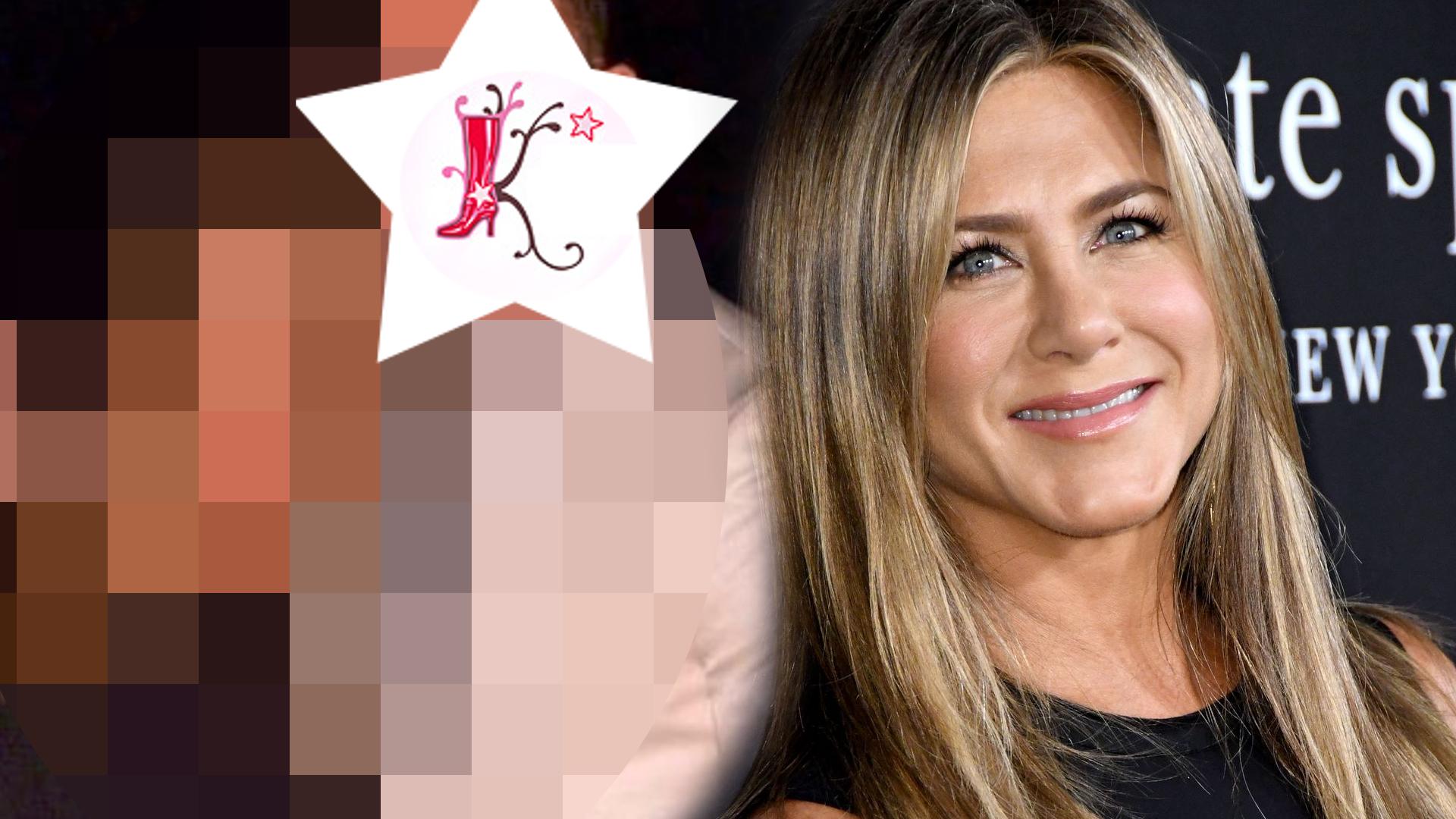 To ON pocieszał Jennifer Aniston po rozstaniu z Justinem!