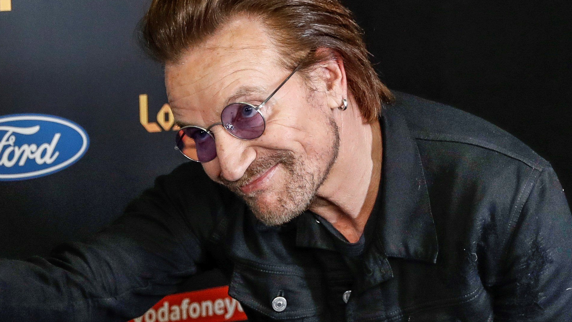 Bono stracił głos! Grupa U2 przerwała koncert!