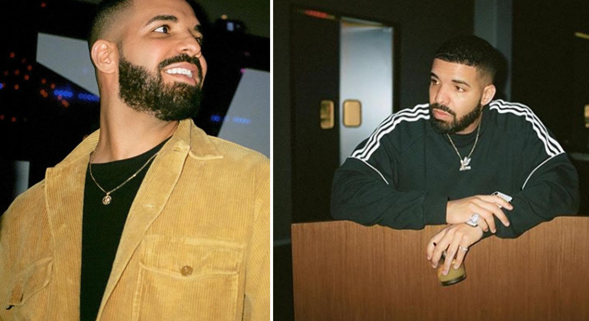 Drake przyznał, że ma SYNA z gwiazdą porno!