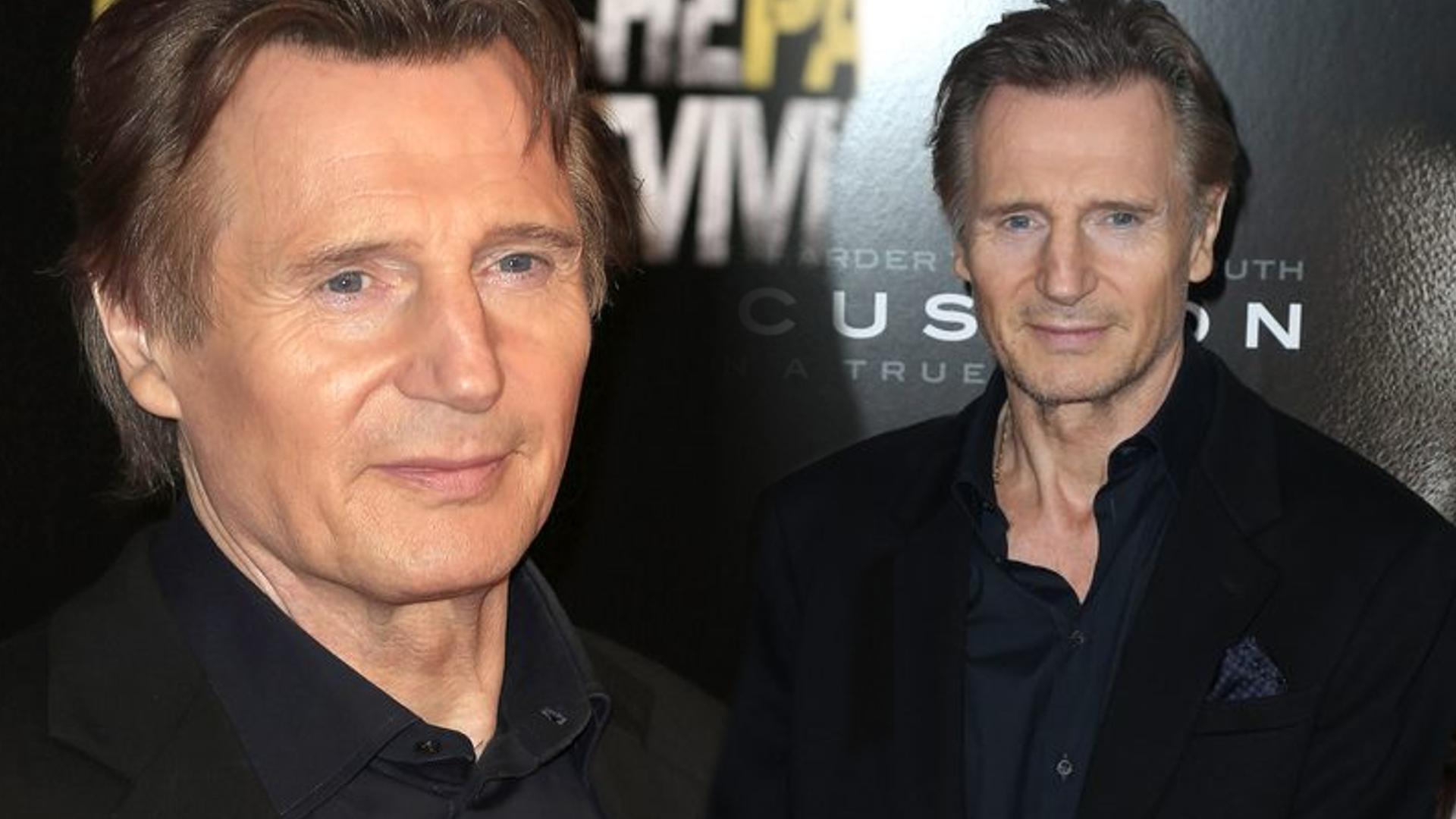 Liam Neeson przeżywa rodzinną tragedię. Jest zdruzgotany