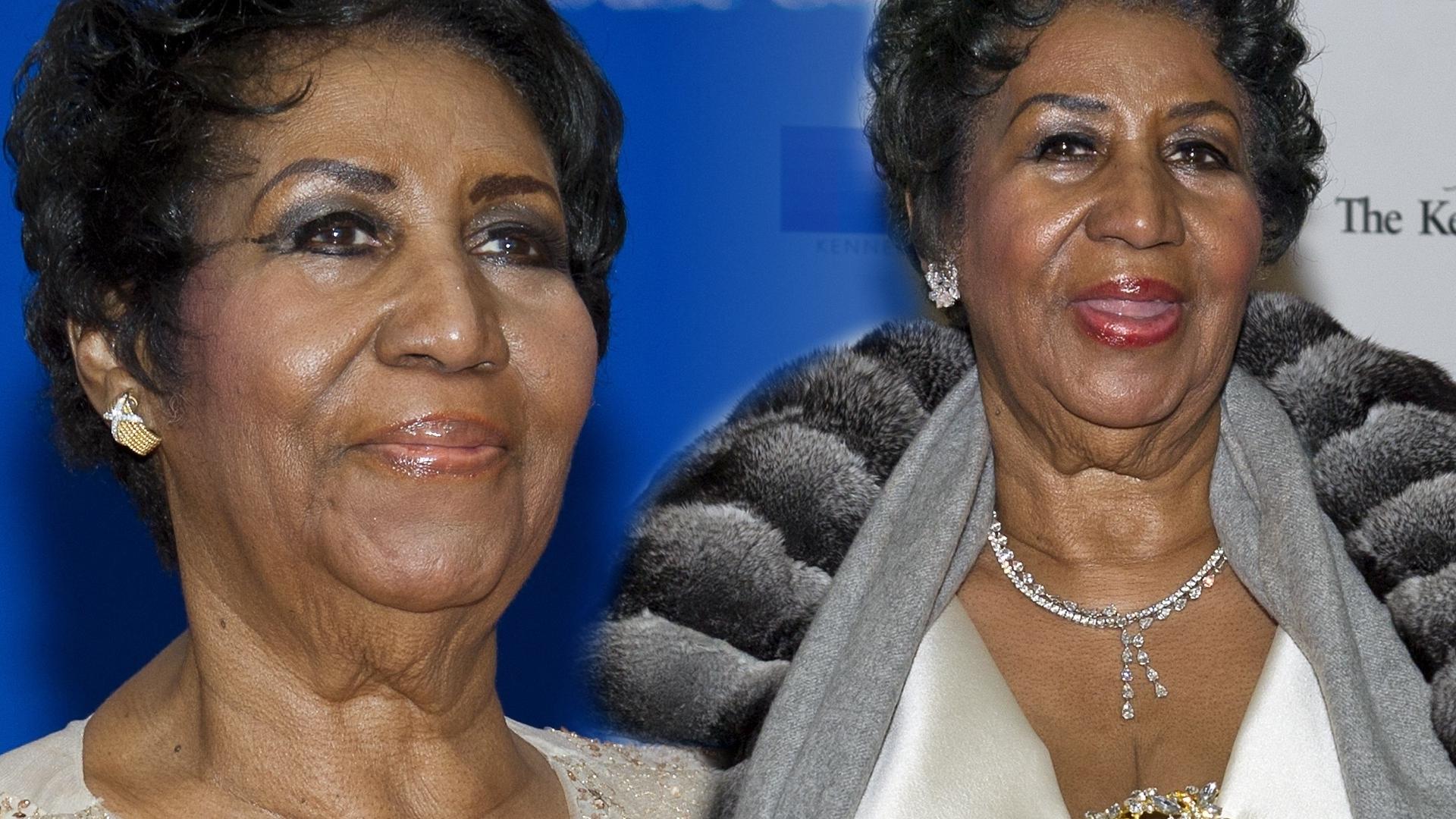 Aretha Franklin jest ŚMIERTELNIE chora!