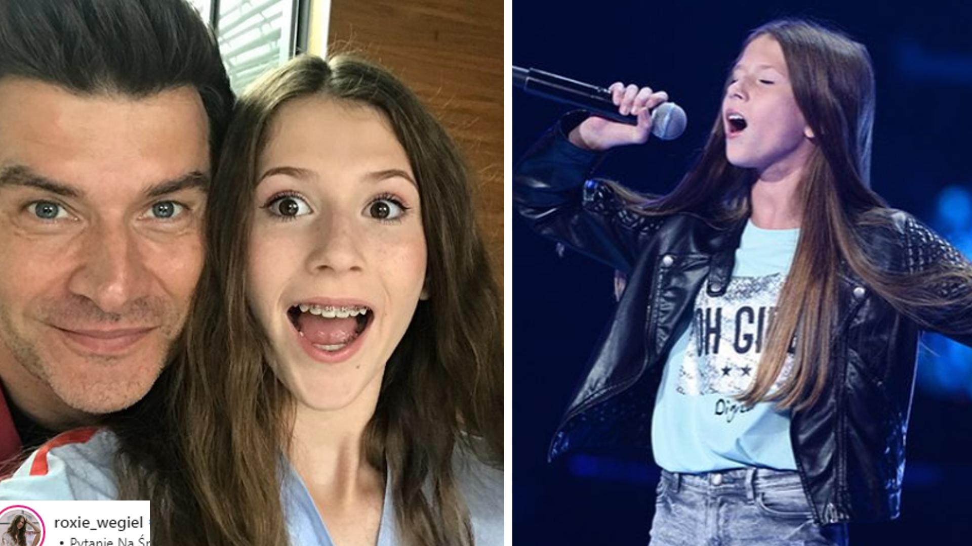 To ona wystąpi na Eurowizji Junior! Kim jest Roksana Węgiel?