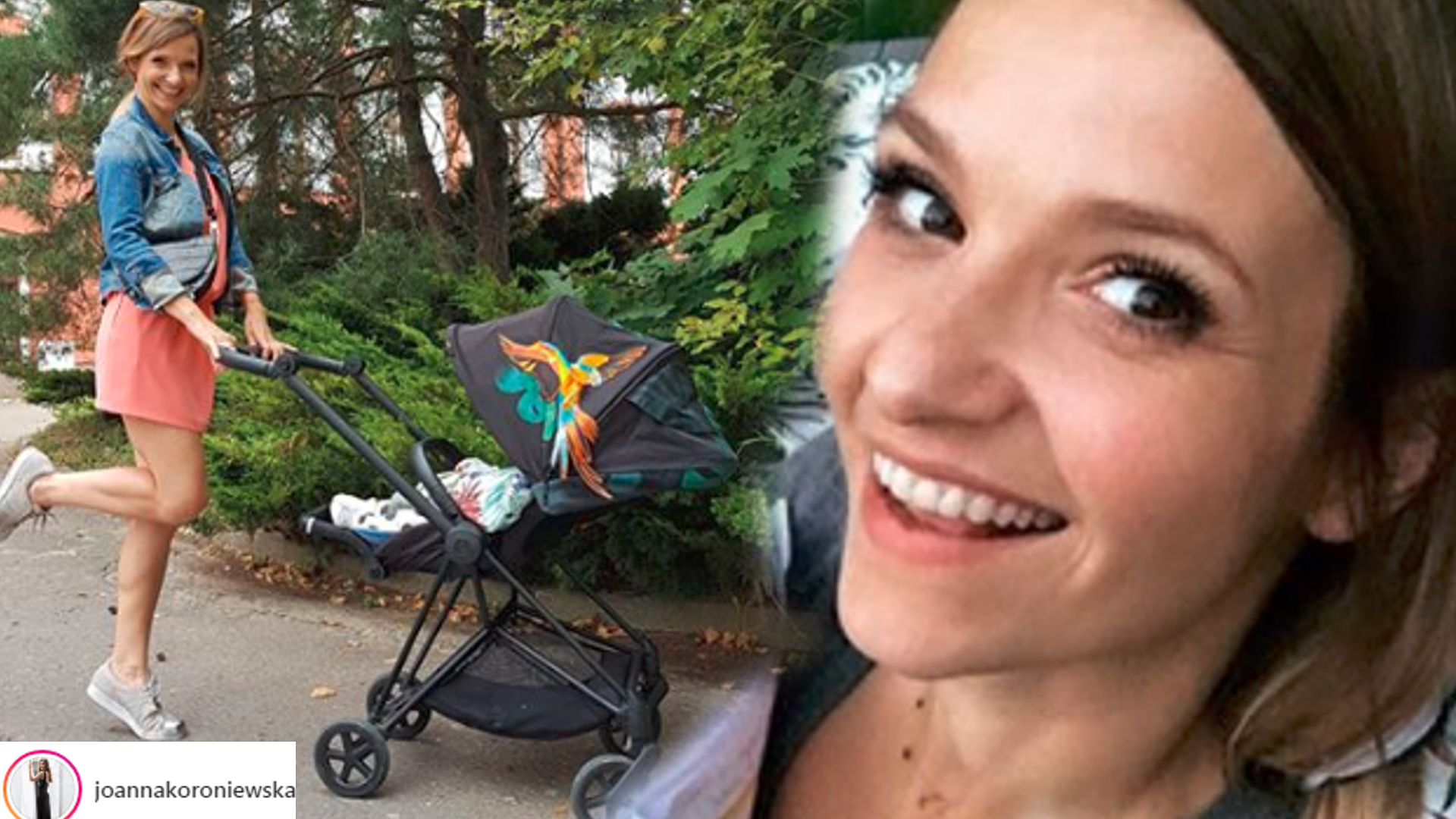 Koroniewska NARZEKA na trudy macierzyństwa: Co będzie, jak zacznie chodzić?!