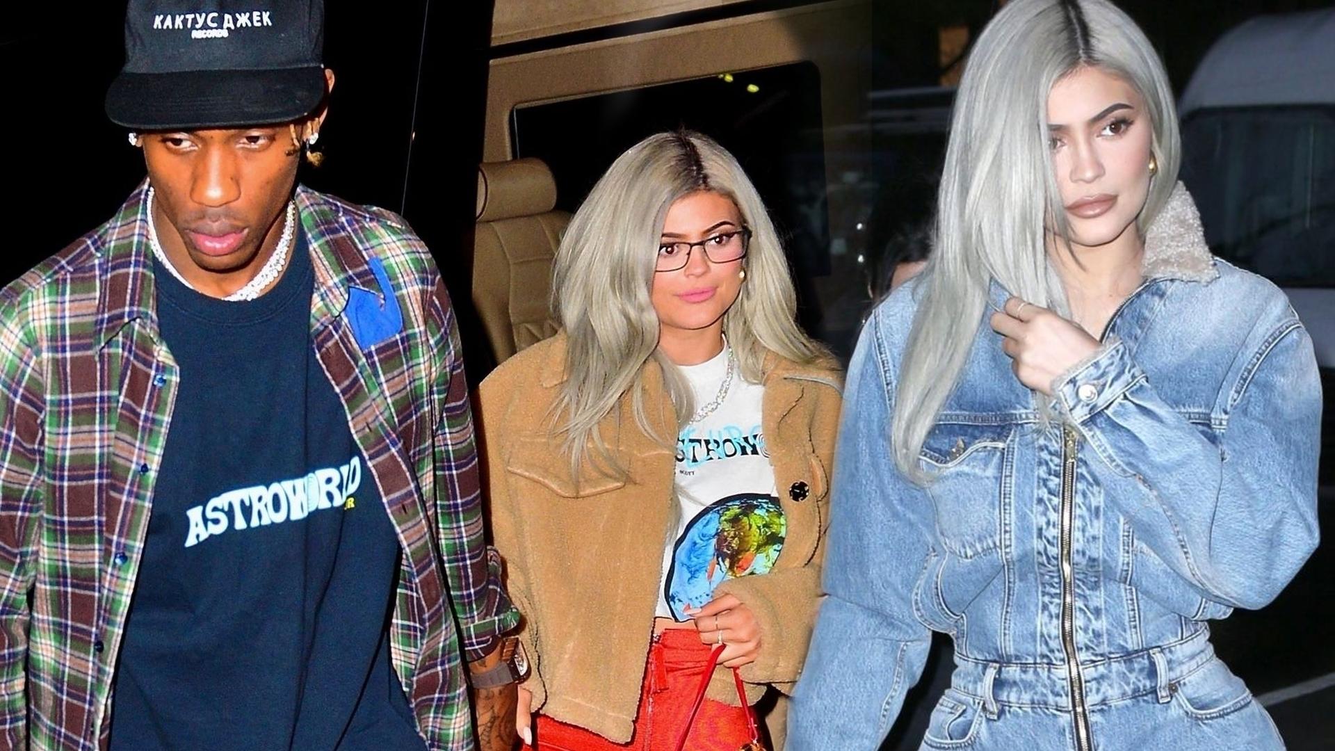 Wiemy, kiedy Travis OŚWIADCZY się Kylie Jenner