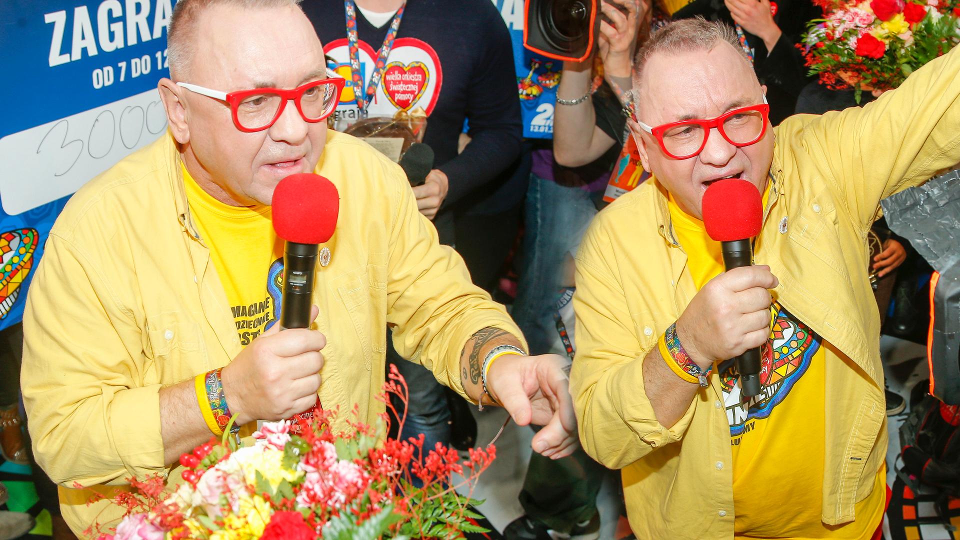 Jurek Owsiak zostaje: Będę prezesem fundacji!