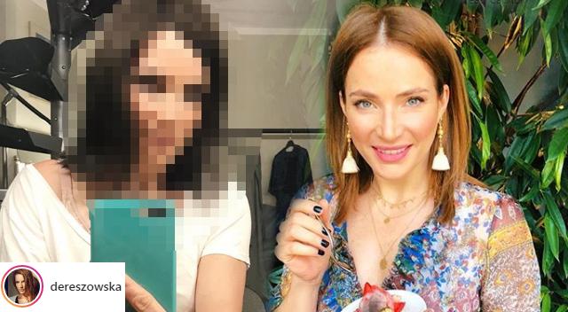 Anna Dereszowska DIAMETRALNIE zmieniła fryzurę! Wygląda poważnie