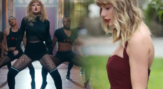 Wystarczyły teledysk i jedno wyjście. Widzicie, jakie operacje przeszła Taylor?