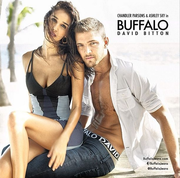 Chandler Parsons, Buffalo