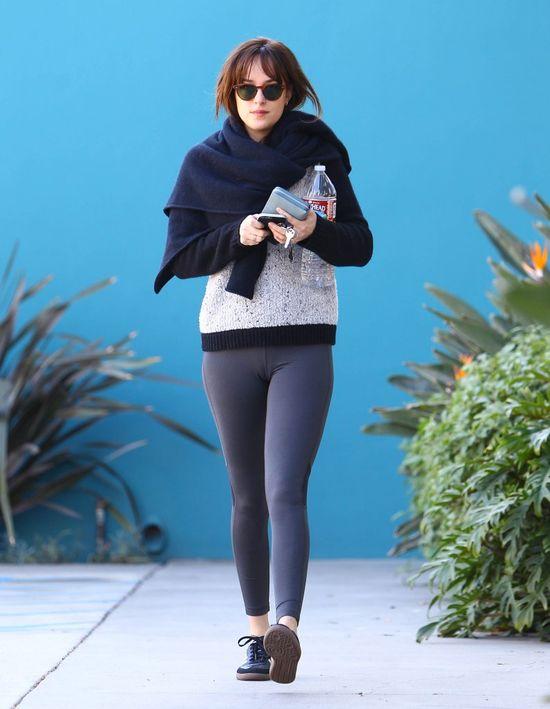 Dakota Johnson chudnie przed premierą (FOTO)