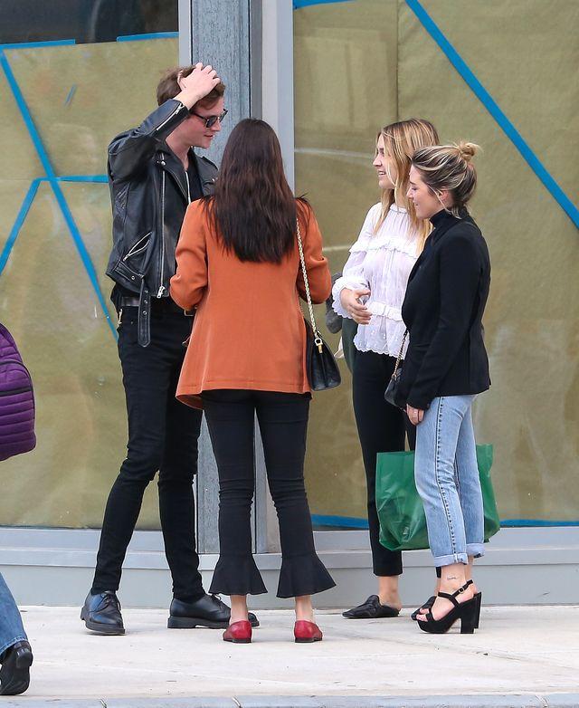 Spójrzcie na to! Dakota Johnson na randce z byłym/obecnym chłopakiem!