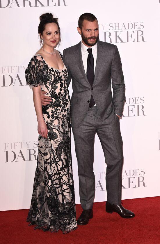 Zaskakujące wyznanie Dakoty Johnson o miłości do Jamiego i o jego żonie