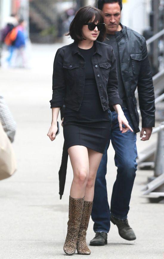Dakota Johnson na randce z chłopakiem (FOTO)