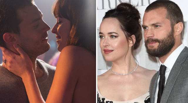 Dakota Johnson szczerze o seksie na planie Nowego oblicza Greya